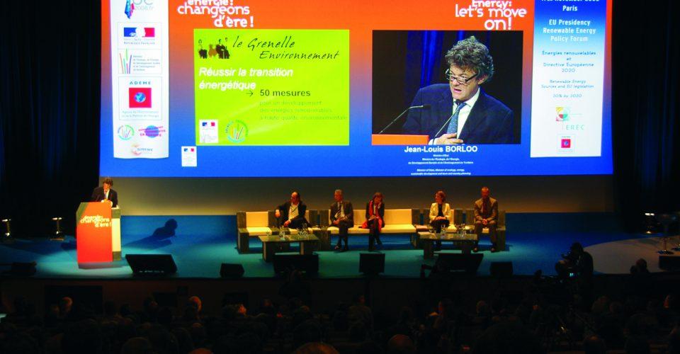 Jean-Louis Boorlo, Ministre de l'Ecologie