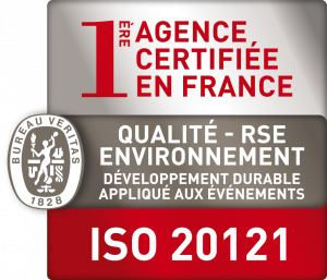Certifié ISO20121