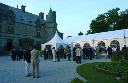Création inauguration événement Normandie