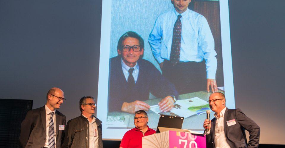 Formule Magique organisation soirée entreprise Caen Normandie anniversaire 70 ans Larcher conseil communication coordination
